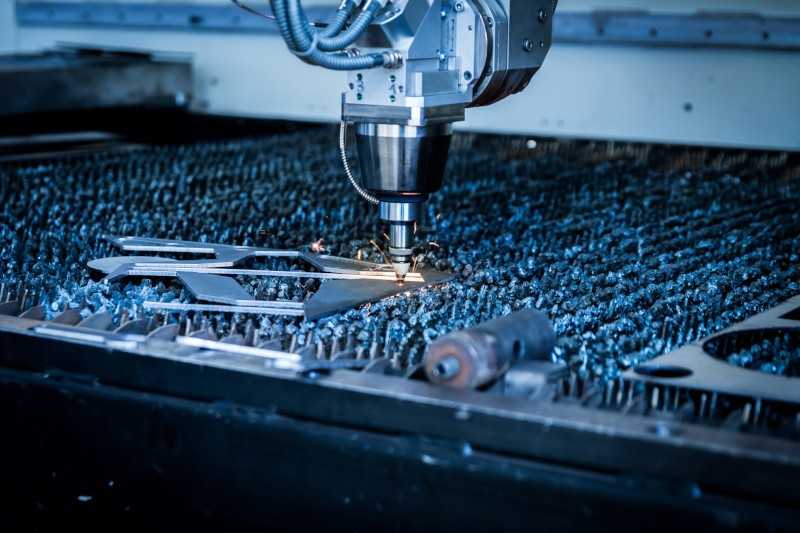 laser machining, cutting and laser welding at the home of the Zwobbel.